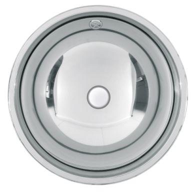 Franke RNDH420 Tvättställ runt, 456 x 160 mm