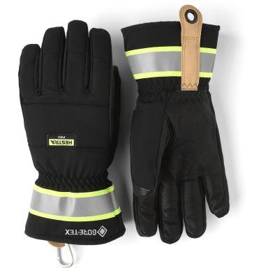 Hestra Job 74640-6 Gore-Tex Bas 5-f Vinterhandske vattentäta med Gore-Tex, svart