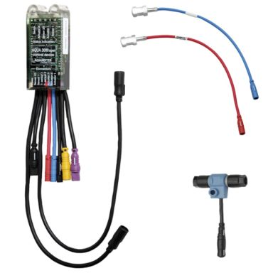Franke ZAQUA031 Elektronisk modul för varmvattenberedare
