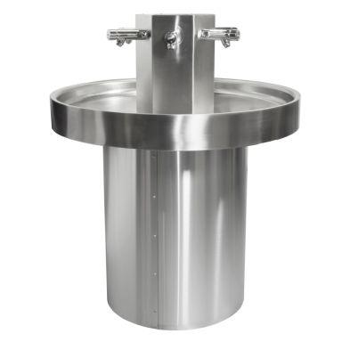 Franke SANX600 Tvättränna cirkelformad