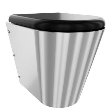Franke Campus CMPX597B Toalettstol rullestoltilpasset