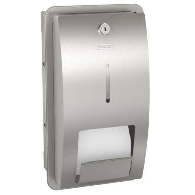 Franke STRX671E Toalettpappershållare dubbel, för inbyggnad