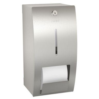 Franke STRX671L Toalettpappershållare dubbel, för väggmontage