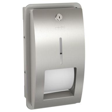 Franke STRX672E Toalettpappershållare dubbel, för inbyggnad