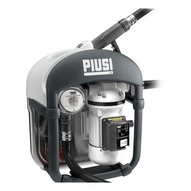 Piusi F00101450 SUZZ.BLUE3 BASIC 230/50 Pumpekit SUZZARABLUE 3 DISPENSER for Adblue-påfylling fra IBC