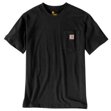 Carhartt 103296001-M T-Shirt svart