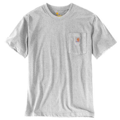 Carhartt 103296034-S T-Shirt grå