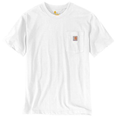 Carhartt 103296100-M T-Shirt vit