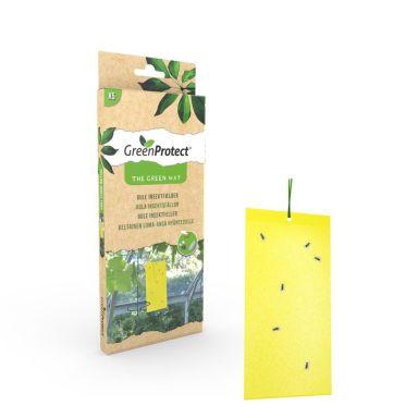Green Protect 23619 Insektsfälla gul, för växthus