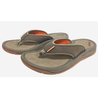 Grundéns 60006-203-1008 Deck Boss Sandal brun, komfort