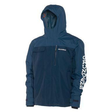 Grundéns 10340-408-0017 Transmit Jacka stormy blue, vattentät, smidig
