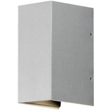 Konstsmide Cremona Väggarmatur 2x3W LED, grå