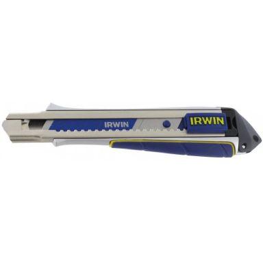 Irwin ProTouch 10504553 Brytebladkniv med låseskrue, 25 mm