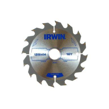 Irwin 1897086 Sagklinge Ø 125 mm, 16T