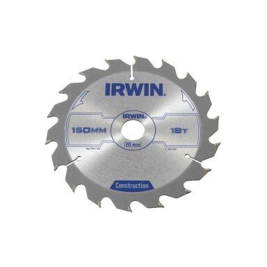 Irwin 1897089 Sågklinga Ø150 mm, 18T