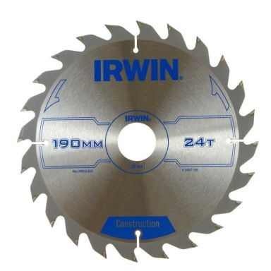 Irwin 1897199 Sahanterä Ø190 mm, 24T