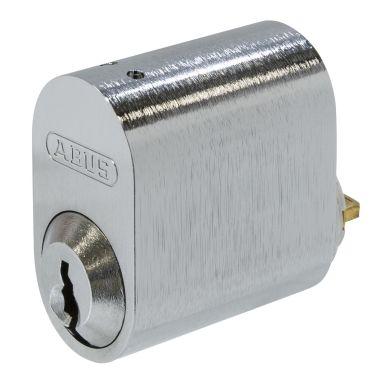 ABUS 6628 N Triples Ovalsylinder 3 nøkler, lik låsing 3-pakk
