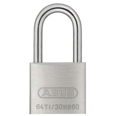 ABUS 64TI/30HB60 Hengelås 60 mm høy bøyle
