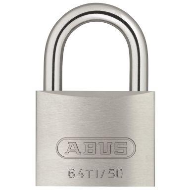 ABUS 64TI/50 Hengelås 50 mm, titalium