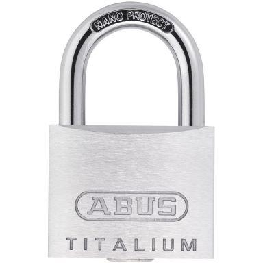 ABUS 64TI/60 Hengelås 60 mm, titalium