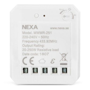 Nexa MWMR-251 Himmennin