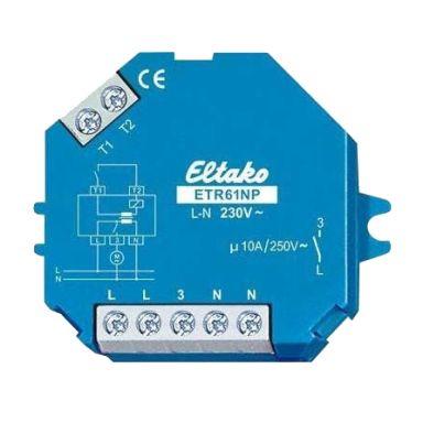 Eltako ETR61NP-230V Relé 10 A, 250 V (AC), ikke potensialfri