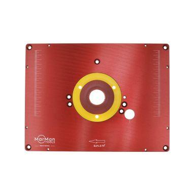 MarMan Tools IP1.0-TP Innleggsplate for freser, 306 x 229 x 9 mm