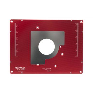 MarMan Tools IP2.0-F Innleggsplate for freser, 306 x 229 x 9 mm
