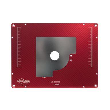 MarMan Tools IP2.0-MINI Innleggsplate for freser, 306 x 229 x 9 mm