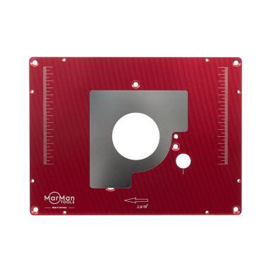 MarMan Tools IP2.0-TP Innleggsplate for freser, 306 x 229 x 9 mm