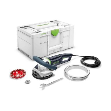 Festool RG 130 E-Set DIA ABR RENOFIX Betongslip 1600 W