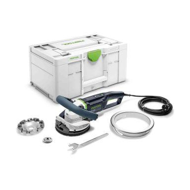 Festool RG 130 E-Set DIA HD RENOFIX Betongslip 1600 W