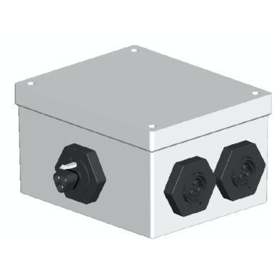 DEVI DEVI EC-JB4 Fördelningsbox