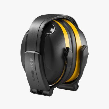 Hellberg Secure 2 Hörselskydd med hjässbygel, hopfällbart