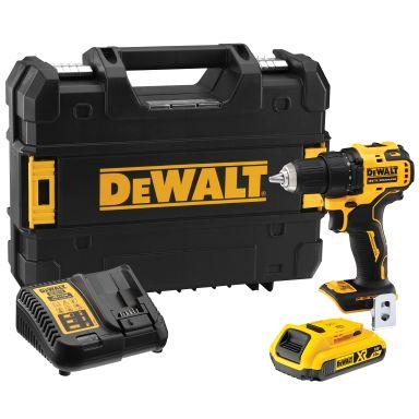 Dewalt DCD708D1T-QW Skruvdragare med batteri och laddare