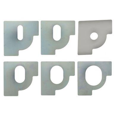 MarMan Tools RP3.0-SET-ALL Reduseringsplater sett, IP3.0 og alle RL3.0-versjoner