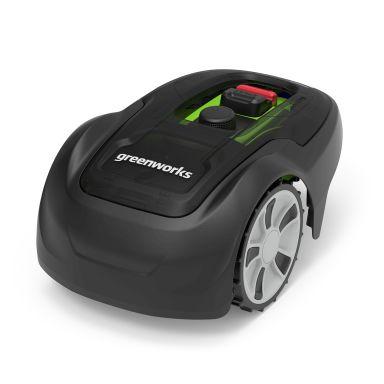 Greenworks OPTIMOW 4 Robotgressklipper 450 kvm, bluetooth- og app-kompatibel