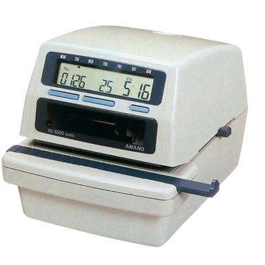 Amano NS-5100 Dokumentstämpel frontstämplande