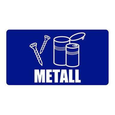 UniGraphics 3124127 Dekal metall, 180 x 100 mm