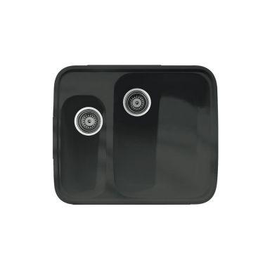 Intra Classic N150 Diskbänk 597 x 500 mm, svart