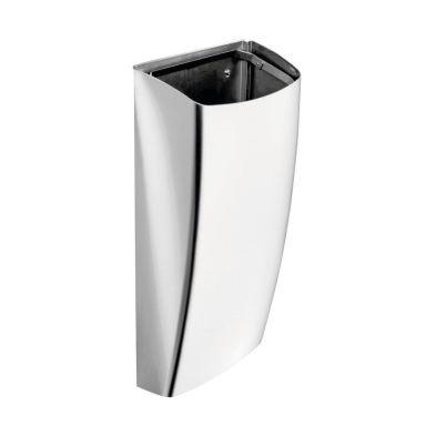 Intra MXA3 Avfallsbehållare rostfri, 21,5 l