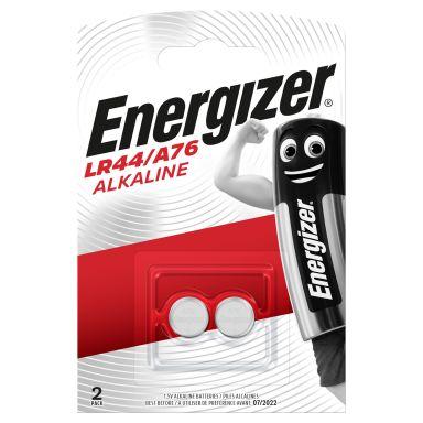 Energizer Alkaline LR44/A76 FSB2 Knappcellsbatteri 1,5 V, 2-pack