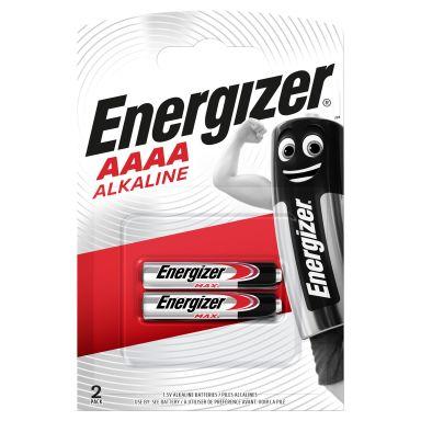 Energizer Ultra+ Alkaliskt batteri AAAA, 1,5 V, 2-pack