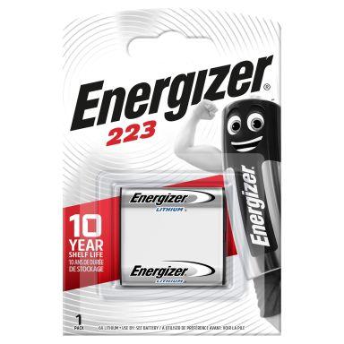Energizer Photo 223 Fotobatteri litium, 3 V