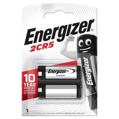 Energizer Photo 2CR5 Fotobatteri litium, 3 V