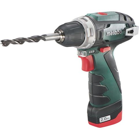 1110051 Metabo PowerMaxx BS Basic Borrskruvdragare
