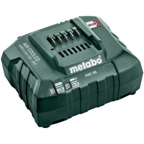 1110079 Metabo ASC 55 12-36 V Batteriladdare