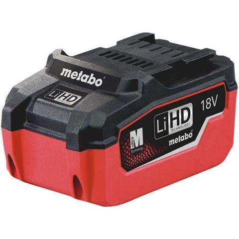 1110126 Metabo 18V LiHD Batteri 5,5Ah