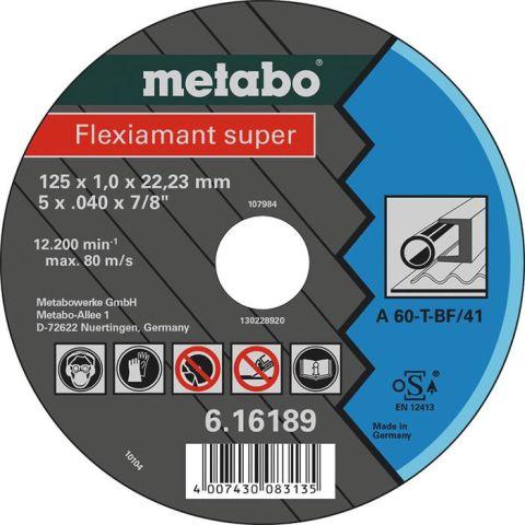1110122 Metabo 616188000 Kapskiva