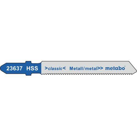 1110117 Metabo 623637000 Sticksågsblad för metall